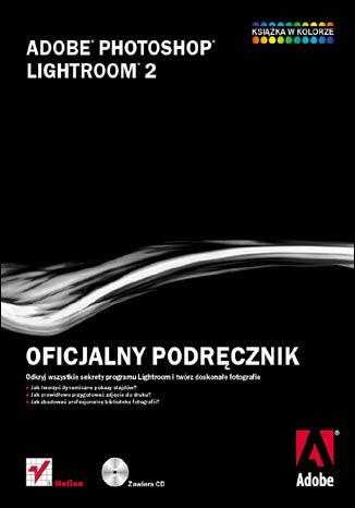 Okładka książki/ebooka Adobe Photoshop Lightroom 2. Oficjalny podręcznik