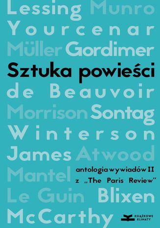 Okładka książki/ebooka Sztuka powieści 2. Wywiady z pisarkami