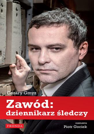 Okładka książki/ebooka Zawód: dziennikarz śledczy