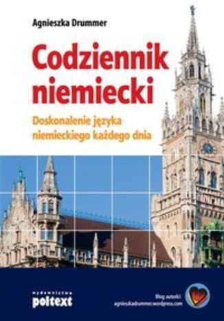 Okładka książki/ebooka Codziennik niemiecki