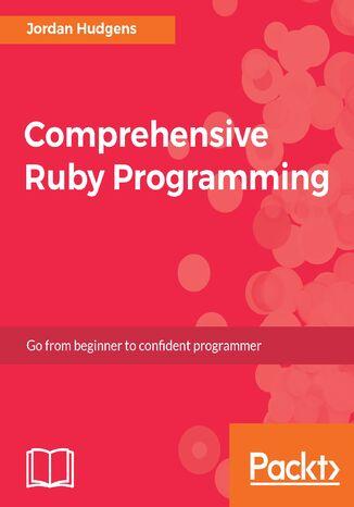 Okładka książki/ebooka Comprehensive Ruby Programming