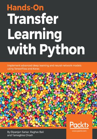 Okładka książki Hands-On Transfer Learning with Python