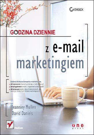 Okładka książki/ebooka Godzina dziennie z e-mail marketingiem