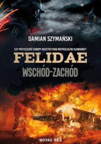 Okładka książki/ebooka Felidae Wschód-Zachód