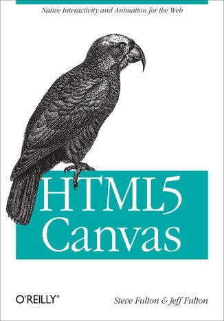 Okładka książki/ebooka HTML5 Canvas