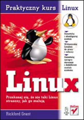 Okładka książki/ebooka Linux. Praktyczny kurs