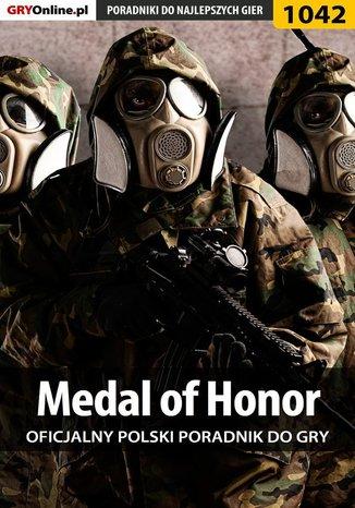 Okładka książki/ebooka Medal of Honor - poradnik do gry