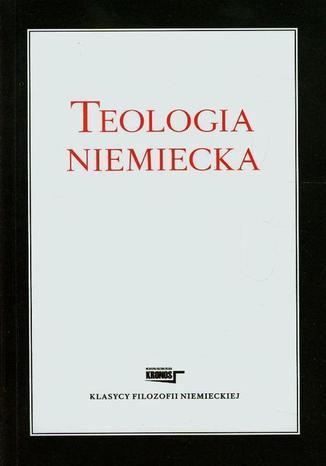 Okładka książki/ebooka Teologia niemiecka