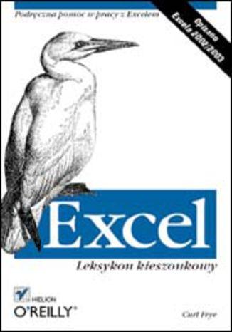 Okładka książki/ebooka Excel. Leksykon kieszonkowy