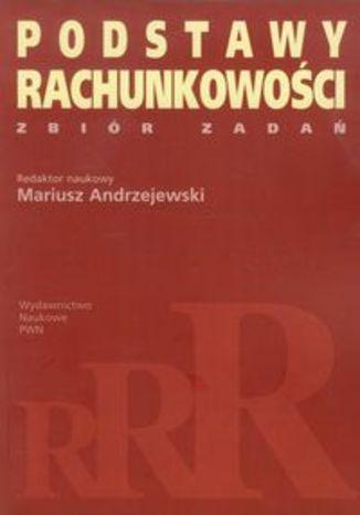 Okładka książki/ebooka Podstawy rachunkowości Zbiór zadań