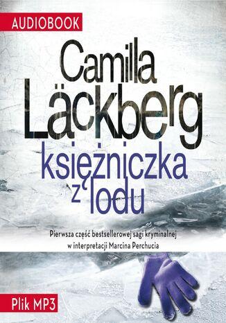 Okładka książki/ebooka Księżniczka z lodu