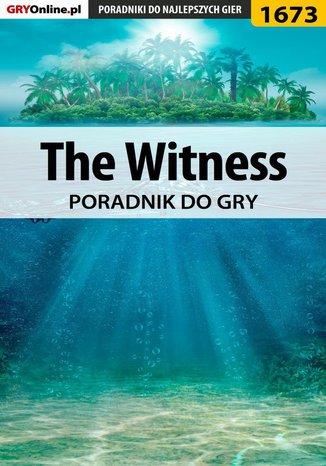 Okładka książki/ebooka The Witness - poradnik do gry