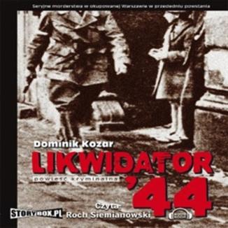 Okładka książki Likwidator 44