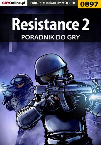 Okładka książki/ebooka Resistance 2 - poradnik do gry