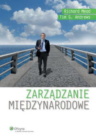 Okładka książki/ebooka Zarządzanie międzynarodowe