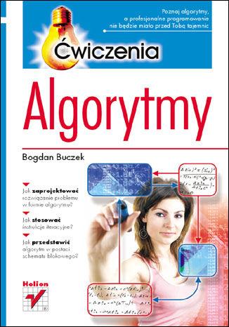 Okładka książki/ebooka Algorytmy. Ćwiczenia