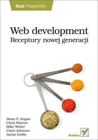 Okładka książki/ebooka Web development. Receptury nowej generacji