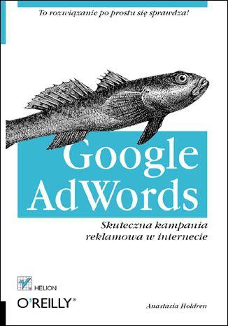 Okładka książki/ebooka Google AdWords. Skuteczna kampania reklamowa w internecie