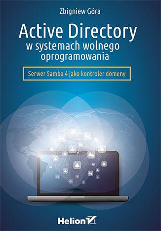 Okładka książki Active Directory w systemach wolnego oprogramowania