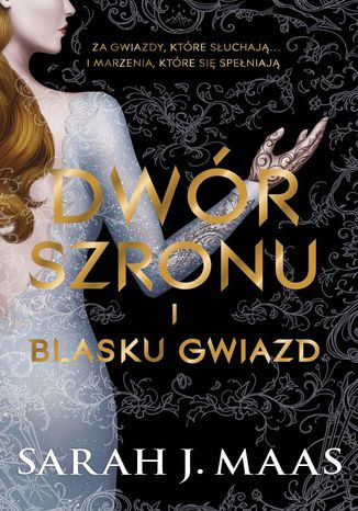 Okładka książki/ebooka Dwór szronu i blasku gwiazd
