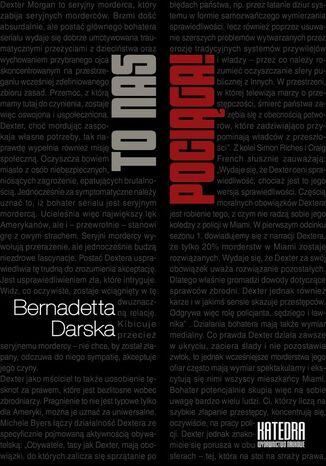 Okładka książki/ebooka To nas pociąga! O serialowych antybohaterach