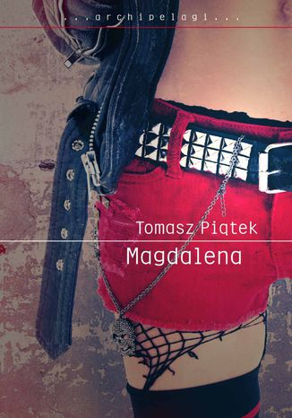 Okładka książki/ebooka Magdalena