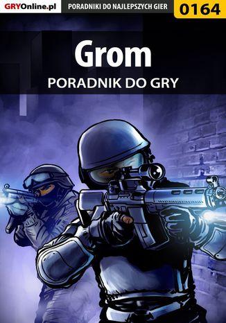 Okładka książki/ebooka Grom - poradnik do gry
