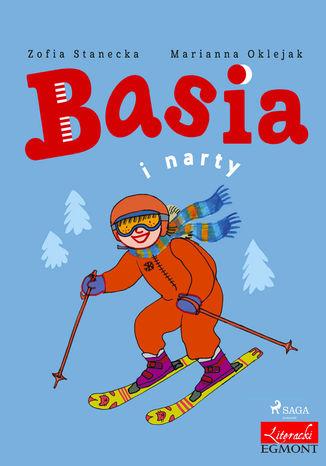Okładka książki/ebooka Basia i narty