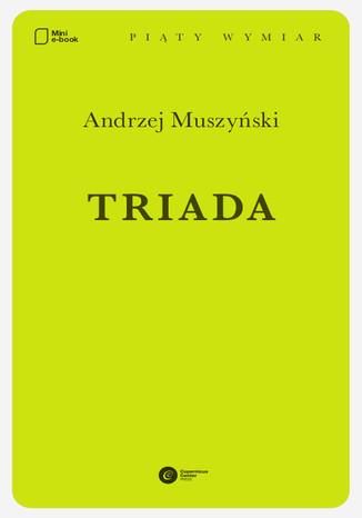 Okładka książki/ebooka Triada