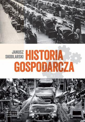 Okładka książki/ebooka Historia gospodarcza