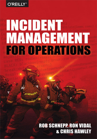 Okładka książki/ebooka Incident Management for Operations