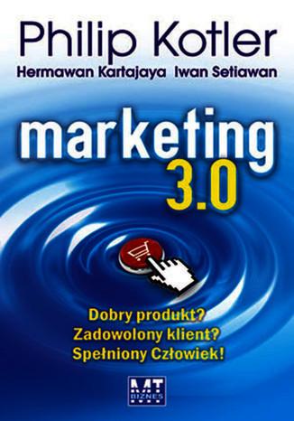 Okładka książki/ebooka Marketing 3.0