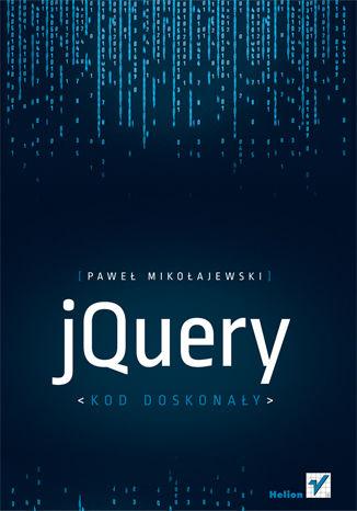 Okładka książki/ebooka jQuery. Kod doskonały
