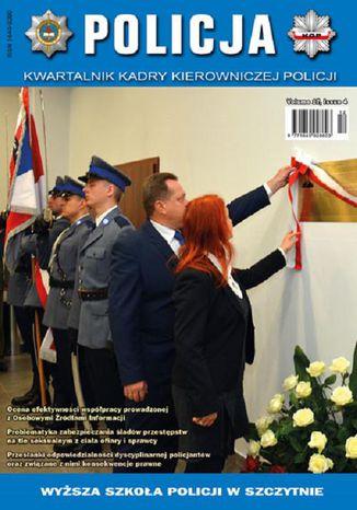 Okładka książki/ebooka Policja 4/2016