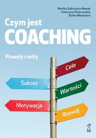 Okładka książki/ebooka Czym jest coaching
