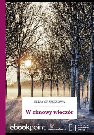 Okładka książki/ebooka W zimowy wieczór