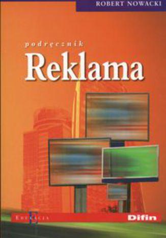 Okładka książki/ebooka Reklama. Podręcznik