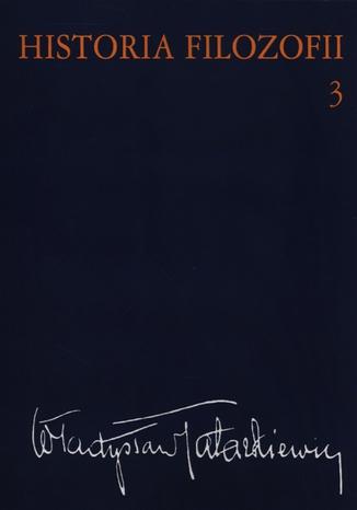 Okładka książki/ebooka Historia filozofii Tom 3. Filozofia XIX wieku i współczesna