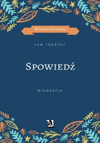 Okładka książki/ebooka Spowiedź