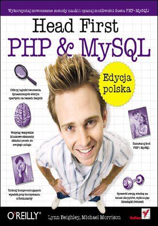 Okładka książki/ebooka Head First PHP & MySQL. Edycja polska