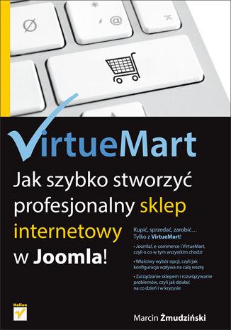 Okładka książki/ebooka VirtueMart. Jak szybko stworzyć profesjonalny sklep internetowy w Joomla!