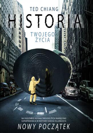 Okładka książki/ebooka Historia twojego życia