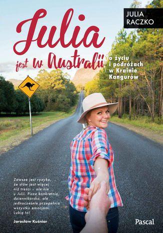 Okładka książki/ebooka Julia jest w Australii