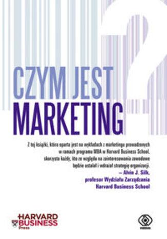 Okładka książki/ebooka Czym jest marketing