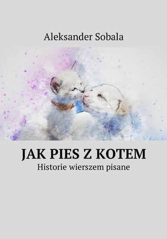 Okładka książki/ebooka Jakpies zkotem