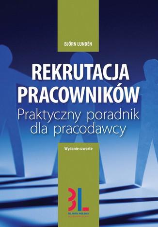 Okładka książki/ebooka Rekrutacja pracowników. Poradnik dla pracodawcy