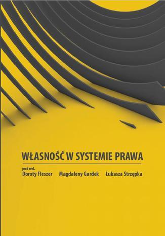 Okładka książki/ebooka Własność w systemie prawa