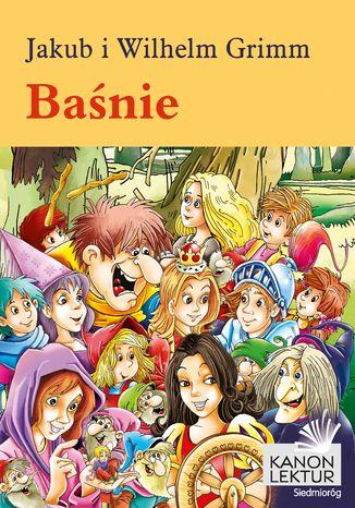 Okładka książki/ebooka Baśnie