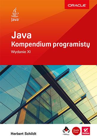 Okładka książki/ebooka Java. Kompendium programisty. Wydanie XI