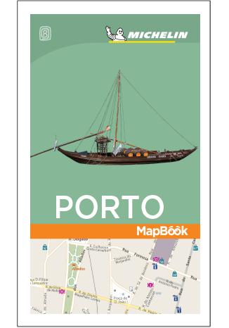 Okładka książki/ebooka Porto. MapBook. Wydanie 1